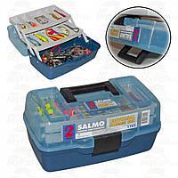 Ящик для рыбака 2 полки Aquatech 1702