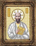 Схема иконы для вышивки бисером - Павел Святой Апостол, Арт. ИБ5-15-2