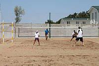 Волейбольные стойки