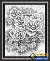 Схема для полной вышивки бисером - Розы, Арт. НБп3-71-2