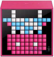 Колонки акустические Divoom Timebox mini Pink