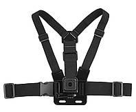 Крепление на грудь  для экшн камер Gopro Sjcam Xiaomi (Chest mount)