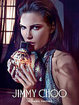 JIMMY CHOO EDP 100 ml TESTER  парфумированная вода женская (оригинал подлинник  Франция), фото 2