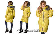 Куртка зимняя женская на синтепоне недорого в интернет-магазине Украина Россия Минова ( р. 42-48 )
