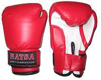 Перчатки боксерские MATSA (кожзам) «Юниор»