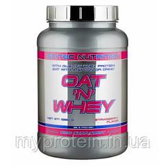 Scitec Nutrition Заменители питания Oatmeal 1,5 kg