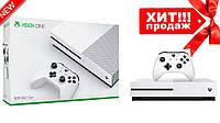 Xbox One S 500GB (4K Ultra HD) White