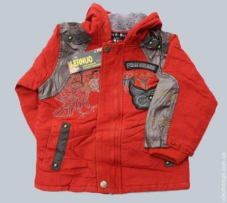 2315 Куртка на травке J.ERNUO