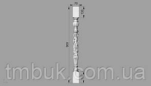 Балясина 28   - 900х70х70 мм, фото 2