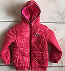 Куртка 6-10 весна-осень Reebok 1724