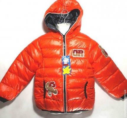 Куртка ORIA Однотонная  А-3853 Осень-Весна