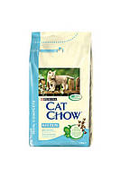 Cat Chow (Кет Чау) Kitten (Корм для кошенят з куркою) 15 кг.