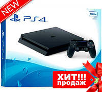 PS4 Slim 500Gb Новые