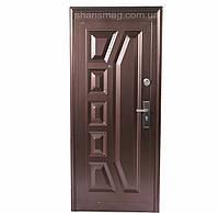 Входная металлическая дверь  М-003