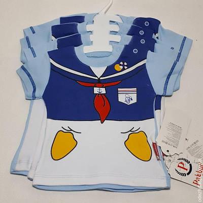 Футболка Pabbuc ' Юнга - Лапки ' 23032