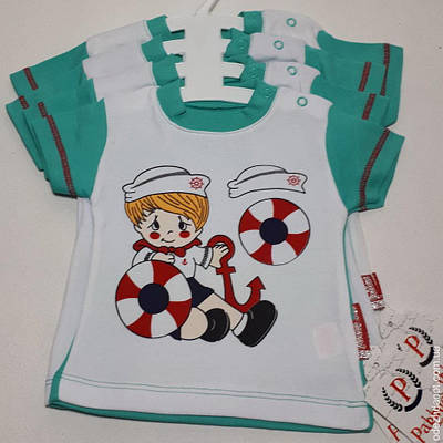 Футболка Pabbuc ' Юнга - Мальчик ' 22524