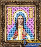 Схема иконы для вышивки бисером - Мария Магдалина Святая Равноапостольная 128238caed185