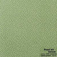 Рулонные шторы Ткань Pearl Зелёный 22