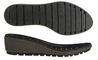 Подошва для обуви Ирма-3 ТР (Irma-3 TR), цв. серо-коричневая 41