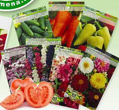 Семена овощей украинских фирм