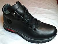 Ботинки мужские кожаные зимние Gs caiman 20 mover р 40-45