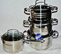 Набор посуды Frico FRU-692 8 предметов