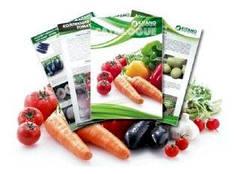 Семена овощей импортные
