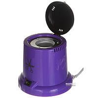 Стерилизатор кварцевый с шариками, Фиолетовый