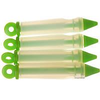 Пищевые кондитерские карандаши, набор 4 шт