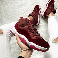 Женские кроссовки Nike Air Jordan / топ реплика/
