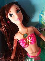 Кукла русалка Ариэль, свет, фото 2