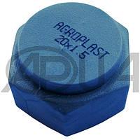 Заглушка шланга опрыскивателя M20x1.5 Agroplast | APZM20X1.5 AGROPLAST, фото 1