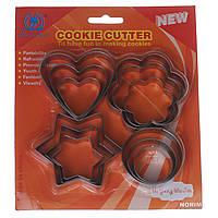 Формы для выпечки печенья металлические (13 СС)