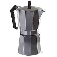 Гейзерная кофеварка А Плюс на 9 чашек (2083)