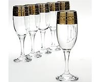 Бокал для шампанского Версаче 08-419  6 шт