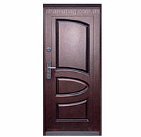 Входная металлическая дверь  М-008