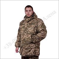 Бушлат зимний армейский ВСУ пиксель