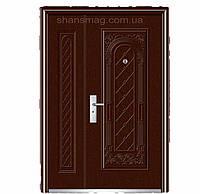 Входная металлическая дверь  М-727