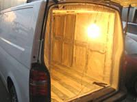 Теплоизоляция звукоизоляция шумоизоляция автомобиля, машины, автохолодильника