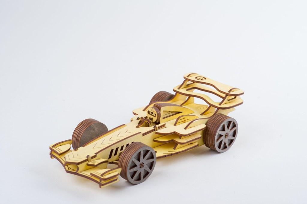 Конструктор 3D-пазл ekoGOODS Феррари F-2012