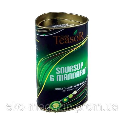 """Чай TeaSor """"Соусеп, мандарин"""" 100гр"""