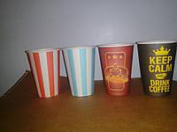 Стаканы для кофе от отечественого производителя
