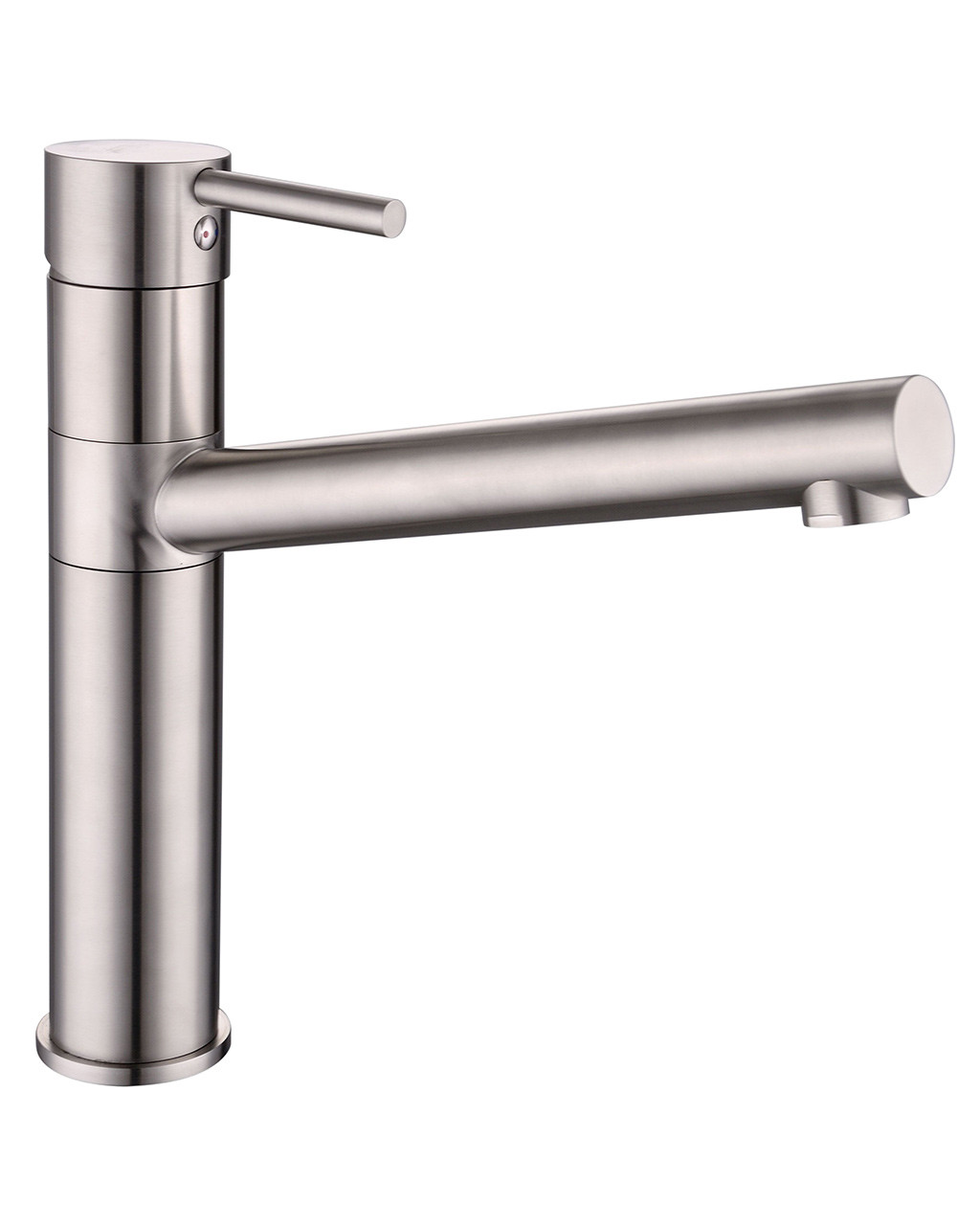 LOTTA смеситель для кухни 55402-SS, сталь, 35 мм
