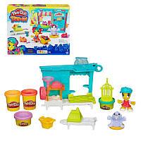 Набор для творчества с пластилином Play-Doh «Город: зоомагазин» B3418 Hasbro