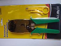 Обжимка штекеров 4P-6P-8P KS-315