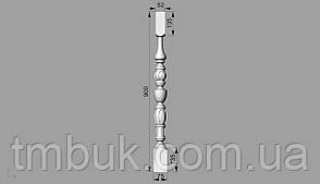 Балясина 35   - 900х75х75 мм, фото 2