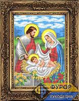 Набор иконы для вышивки бисером - Рождество Христово, Арт. ИБ3-32