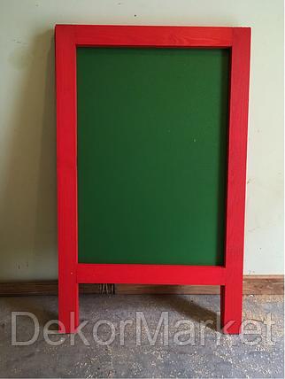 Штендер меловый 100х60 см, фото 2