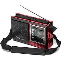 Радиоприемник Golon RX-002 UAR, читаети USB флешки, карты памяти, громкий динамик, радио с флешкой, приемники