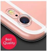 Прозрачный прочный силиконовый Чехол для Iphone 7